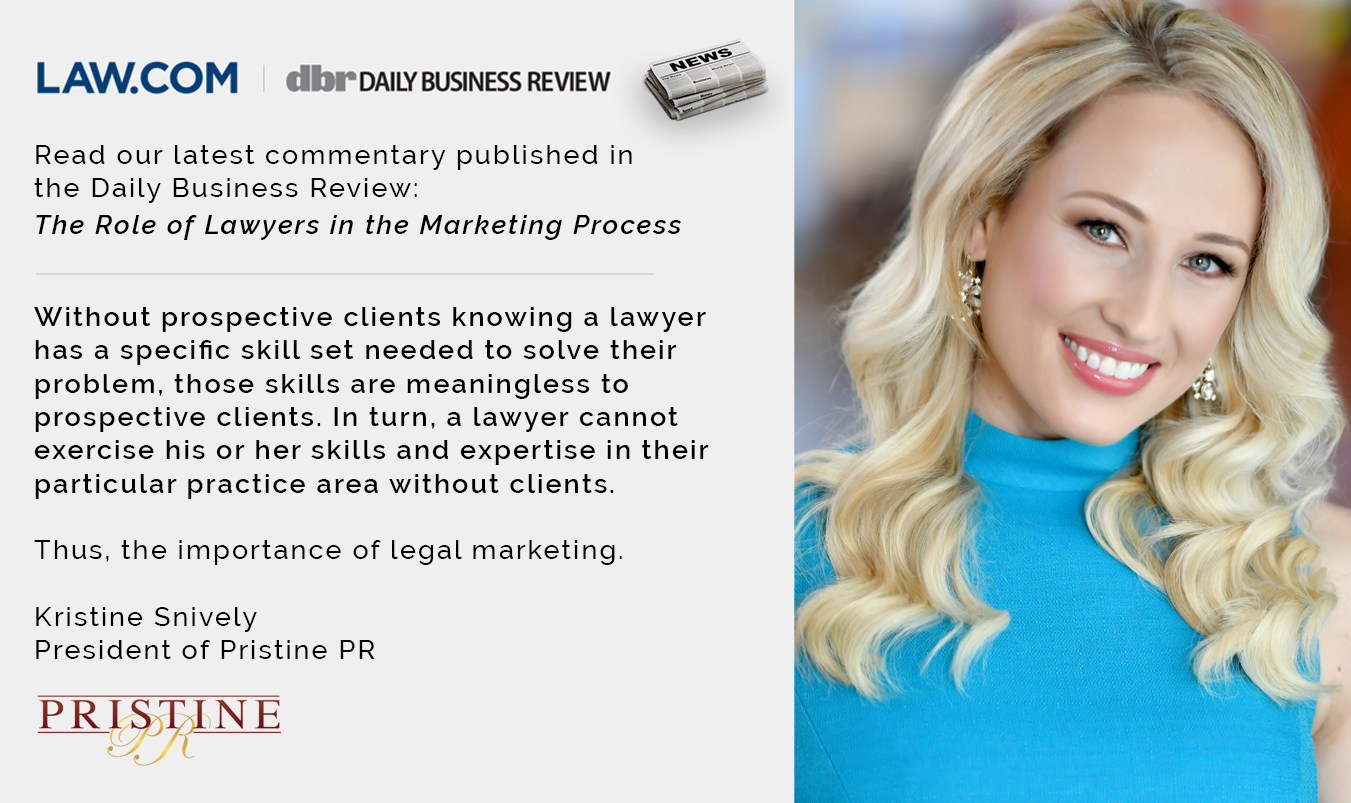 The Role Of Lawyers In The Marketing Process